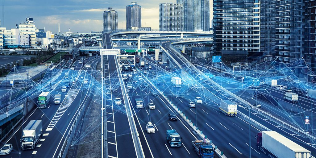 smart cities based on CVIS, V2X and ITS
