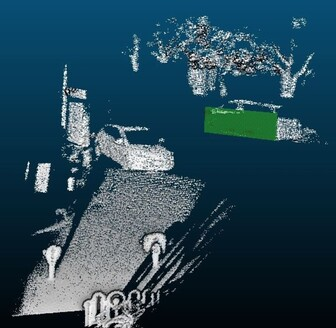 Solid State Lidar (Neuvition): a quick look at precision