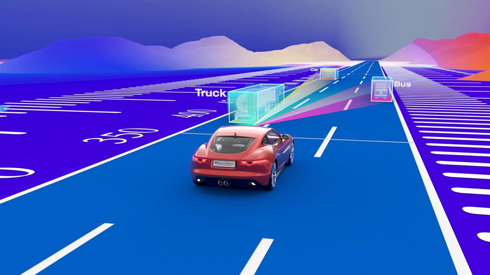 autonomous driving and lidar