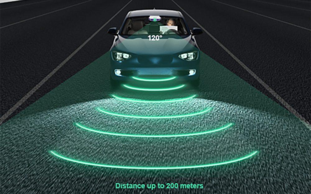 Lidar for self-driving